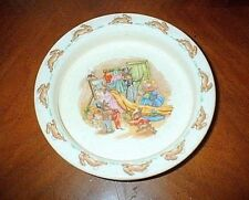 vintage ROYAL DOULTON  Bunnykins  CHILD'S  PLATE  DISH