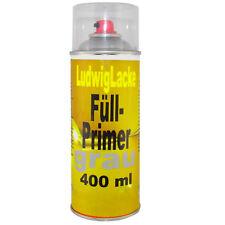 Füllprimer GRAU 400ml Spraydose Haft Füller Grundierung für Autolack &Versand