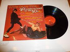 PUTTIN ON THE STYLE - 20 Golden Hit Songs of the 50s - 1973 UK 20-track vinyl LP