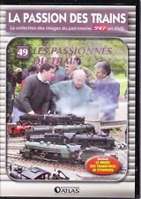 DVD La Passion des Trains - N°49 - Les Passionnés du Train