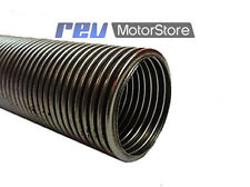 "Exhaust Flexible universal Repair Pipe 2"" 50mm stainless steel flexi tube 1M"