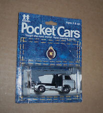 Pocket Cars TELEPHONE TRUCK New Old 1982 Diecast Tomy
