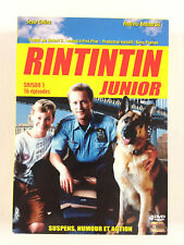 Coffret 4 DVD Rintintin Junior / L'INTEGRALE De La Saison 1