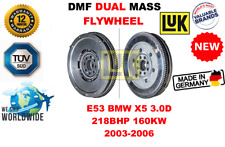 Pour E53 BMW X5 3.0D 218BHP 160KW 2003-2006 Neuf Double Masse Dmf Volant