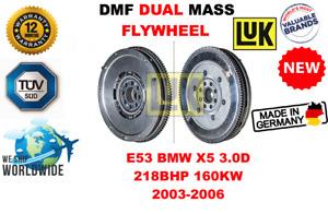 FOR E53 BMW X5 3.0D 218BHP 160KW 2003-2006 NEW DUAL MASS DMF FLYWHEEL