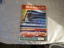 jouet,marklin,train,catalogue,