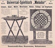 Markenlose Originalwerbung (bis 1950)