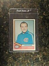 1974-75 Topps Hockey #261 SCOTTY BOWMAN ROOKIE.....EX-MT++