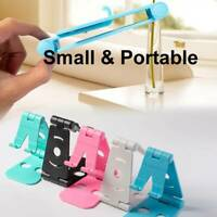 Universal Mobile Phone Cell Phone Holder Table Desk Stand for Samsung iPhone NEW