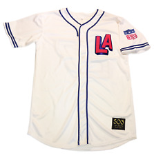 1942 LA Angels Throwback Jersey Los Angeles Anaheim Mike Trout Shohei Ohtani