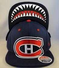 NHL Montreal Canadiens Snapback Hat Cap Zephyr Menace