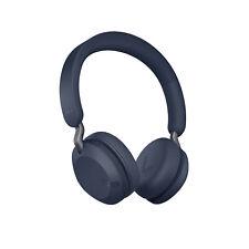 Jabra Elite 45h - Navy Wireless Bluetooth Music Headphones Navy New