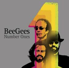 Bee Gees - Number Ones - Bee Gees CD CEVG FREE Shipping