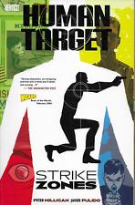 Human Target Vol 1-2 & Final Cut by Milligan, Pulido & Chiang Vertigo TPBs OOP