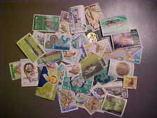 40 DIFFERENT MALAWI STAMP COLLECTION - LOT