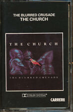 The Church - The Blurred Crusade (FRENCH IMPORT) (Cassette Tape) **BRAND NEW**