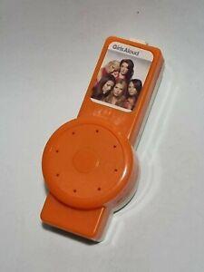 Girls Aloud Music Player Mcdonalds Toy