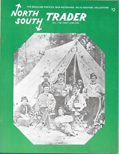North South Trader Civil War May 1978 Slouch Hat Army Confederate Enfield Camp