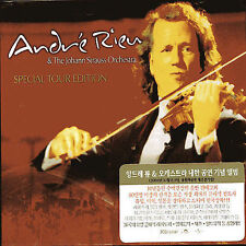 Andre Rieu Johann Strauss Orchestra  2 CD Special Tour Edition