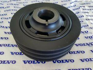 Volvo 240, 244, 245, 740, 760, 780, 940 Harmonic Balancer - Crankshaft Pulley