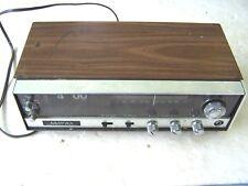 Lloyd's Multiplex Stereo Clock Radio Vintage model JJ-6954 for parts only