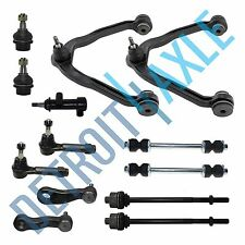 13pc Complete Front Suspension Kit Chevy Suburban Tahoe Gmc Yukon 1500 2Wd 6 Lug