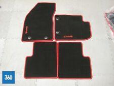 NEW GENUINE ALFA ROMEO GIULIETTA AUTOMATIC CARPET MAT SET 46004967 NO CLIPS