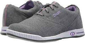 New - Women's Dexter KERRIE Bowling Shoes size 9.5 M GREY TWILL