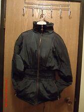 """Colmar"" Designer Navy  Blue Ski Jacket, Women's Size 8.."