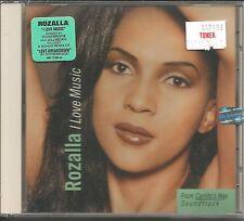 ROZALLA I love Music / Breakdown 6TRX MIXES & EDITS CD single 1994 SEALED USA