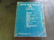 Ford 1989 L-Series Truck Truck Shop Manual   Volume L
