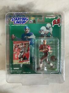 Tom Brady Starting Lineup Tampa Bay Buccaneers Super Bowl 55 W / Case Figure 🔥