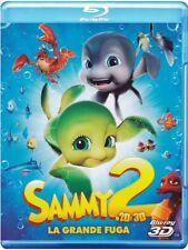 Sammy 2 La Grande Fuga 3D (Blu Ray 3D/2D) Special Edition