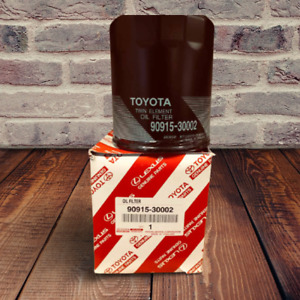 TOYOTA OIL FILTER TWIN ELEMENT (1) 90915-30002
