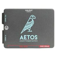 Walrus Audio Aetos (8-Output) Power Supply, 120V