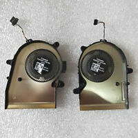 New CPU Cooling Fan  & GPU FAN for HP EliteBook x360 1040 G5 G6 radiation cooler