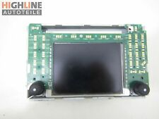 MERCEDES w163 ml400 02-05 schermo monitor display F. navi navigazione