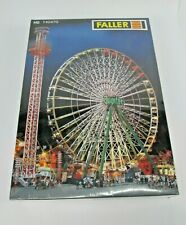 FALLER. FERRIS WHEEL JUPITER Item #140470. Scale HO. LQ-MM