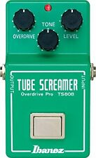 Ibanez TS808 Tubescreamer Overdrive Pro inkl. Netzteil   TS-808 F/S /