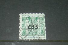 NEW ZEALAND FISCAL £35 ON £35 GREEN & PURPLE