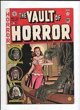 THE VAULT OF HORROR #23 ==> VF/VF- INSANE PRE-CODE HORROR EC COMICS 1952