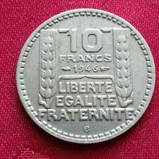 10 Francs Turin 1946 B grosse Tête