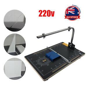 Electric Hot Wire Foam Cutter Table Wax Styrofoam Cutting Machine Hand Tool