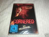 Cornered - Das Killerspiel (DVD) FSK16, OVP&NEU