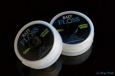 Bait Floss 50m, lightly waxed unscented - carp fishing