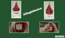 """*Pet Holiday* One Size Red/White Fleece Bell Scratch Tape """"Cat/Kitty"""" Santa Hat"""