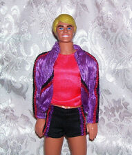 VINTAGE DRESSED KEN DOLL GREAT CONDITION BEST GUESS 1980'S BY MATTEL