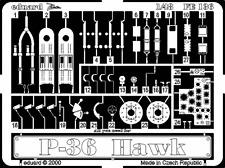 Eduard Zoom FE136 1/48 Curtiss P-36 Hawk Academia Hobbycraft C