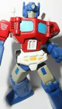 TRANSFORMERS pvc OPTIMUS PRIME GINRAI heroes of cybertron hoc action figures