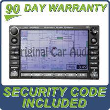 07 08 09 Honda CIVIC XM Radio NAVIGATION Touch Screen CD Player 2AC5 NAVI GPS